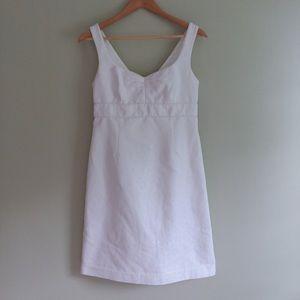 Lilly Pulitzer white sleeveless Dress